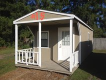 12X30 Cabin Tiny Home Office WIRED!!! in Valdosta, Georgia