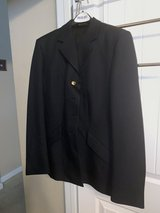 Marlow White Professional Officer ASU Coat and Skirt Size 12MR - Brand New with Tags in Fort Sam Houston, Texas