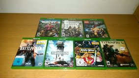 5 Xbox One Games in Ramstein, Germany