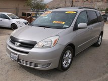 2005 TOYOTA SIENNA XLE ' FULLY LOADED ' EXCELLENT CONDITION ' ... $5995 in 29 Palms, California