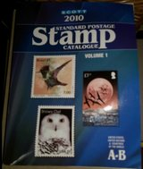 Scott Postage Stamp Catalogues (mixed set all countries) REDUCED PRICE in Kingwood, Texas