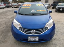 """2014 NISSAN VERSA NOTE SV 4CLY AUTO """" ONE OWNER """" 40 MPG HWY """".......$5795 in 29 Palms, California"""