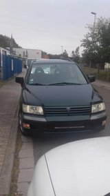 2002 Mitsubishi Spacewagon,manual,ac in Ramstein, Germany