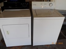 Good Working Washer and Dryer REDUCED!!! in Joliet, Illinois