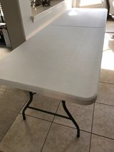 Folding Tables in The Woodlands, Texas