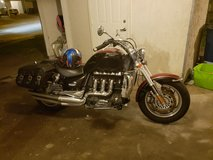 2006 Triumph Rocket III in Fort Polk, Louisiana