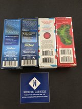 Golf ball sampler in Vacaville, California