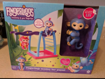 Fingerling Monkey and playset- Brand New In Box in Fort Leonard Wood, Missouri