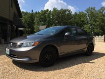 2012 Honda Civic $11,400 35MPG in Fort Leonard Wood, Missouri