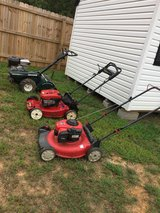 Mowers and Tiller in Fort Campbell, Kentucky
