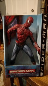 "Spider-Man 12"" Movie Figure New in 29 Palms, California"
