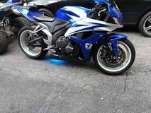 2008 honda cbr600 in Bolingbrook, Illinois