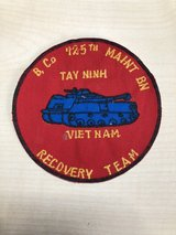 Vietnam Unit Patch in Ramstein, Germany