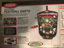 Pick A Pass Football Darts in Joliet, Illinois