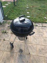 Weber Master-Touch Grill in Ramstein, Germany
