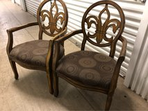 Two side chairs in St. Charles, Illinois