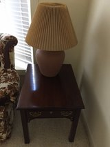 Living Room Endtables - Broyhill Furniture Lenoir House Collection - Solid Cherry in Cherry Point, North Carolina