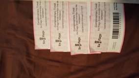Great America tickets in Plainfield, Illinois