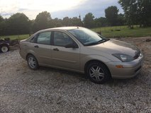 2001 Ford Focus, bad motor in Fort Leonard Wood, Missouri