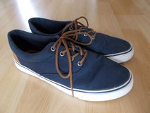 Mens Shoes size 7 by F&F Blue Canvas in Cambridge, UK