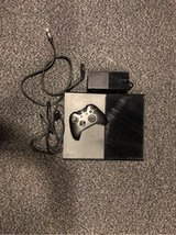 Xbox one with controller in Los Angeles, California