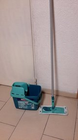 Leifheit Bucket with Mop in Ramstein, Germany