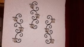 3x Wall Candles Holder in Ramstein, Germany