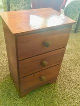 Small Vintage Wood Chest of Drawers in Kingwood, Texas