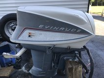 "1966 40hp Evinrude ""Big Twin"" Outboard in Fort Lee, Virginia"