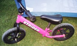 New Strider Small Pink Push Bicycle in Alamogordo, New Mexico