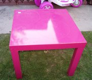 Childs Pink Table in Alamogordo, New Mexico