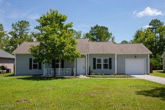 Cozy MOVE-IN READY home for sale in Jacksonville close to Maple Hill. in Camp Lejeune, North Carolina