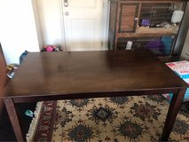 Dining room table in Camp Pendleton, California