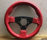 "MOMO Steering Wheel 12"" in Stuttgart, GE"