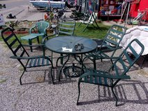 Indoor/Outdoor Table and Chairs Set in Fort Riley, Kansas