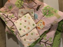 Circo toddler/crib bedding in Sugar Grove, Illinois