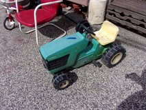 1980's Plastic Pedal Tractor in Fort Riley, Kansas