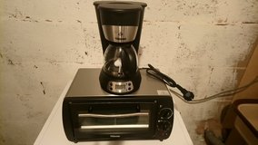 Tristar Backoven and Coffee Maker (filter free)  (220 VAC) in Ramstein, Germany