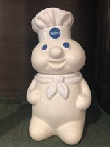 Poppin Fresh Doughboy Cookie Jar in Naperville, Illinois