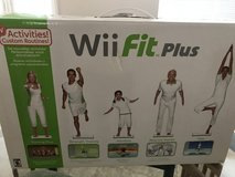 WiiFit Plus in Nellis AFB, Nevada
