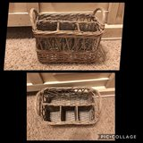 Utensil basket in Fort Leonard Wood, Missouri
