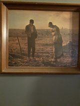 Antique picture in Fort Polk, Louisiana