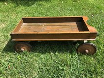 Antique Wooden Wagon in Bolingbrook, Illinois