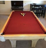 Pool Table inc All Accessories in Travis AFB, California