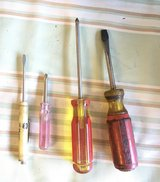 Flathead & Philiips Head Screwdrivers in Plainfield, Illinois