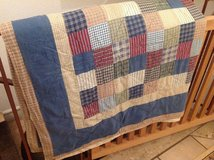 Quilt - Patchwork Multicolored in Ramstein, Germany