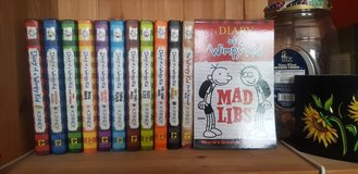 Diary of a Wimpy Kid 1-10 plus 2 more in Stuttgart, GE