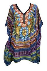 Womens Short Caftan Dress Bikini Cover Up Kimono Kaftan One Size in Guam, GU
