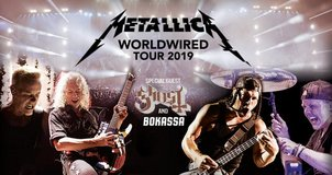 "2 X Metallica ""Gold Circle"" Tickets for Barcelona in Ramstein, Germany"