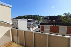 Newly built apartment with an outstanding view of the Landstuhl castle in Ramstein, Germany